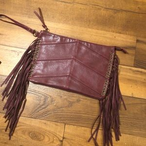 Fringe Mossimo Clutch/Wristlet